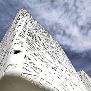 Italy Pavilion (Palazzo Italia) - Exterior Cladding