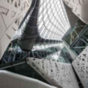 Italy Pavilion (Palazzo Italia) - Interior/Roof