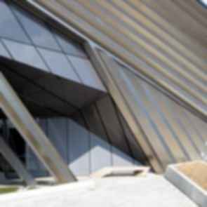 The Broad Museum - Exterior/Seating
