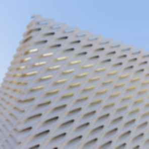 The Broad Museum - Exterior Wall