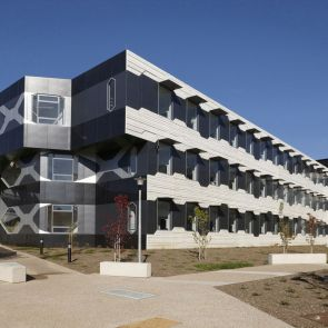Warrnambool Campus Building - Exterior