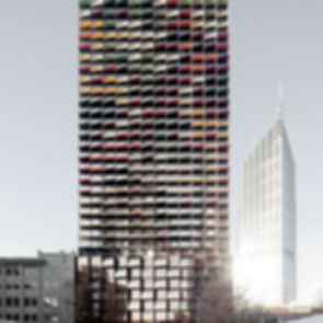 A'Beckett Apartment Tower - Exterior