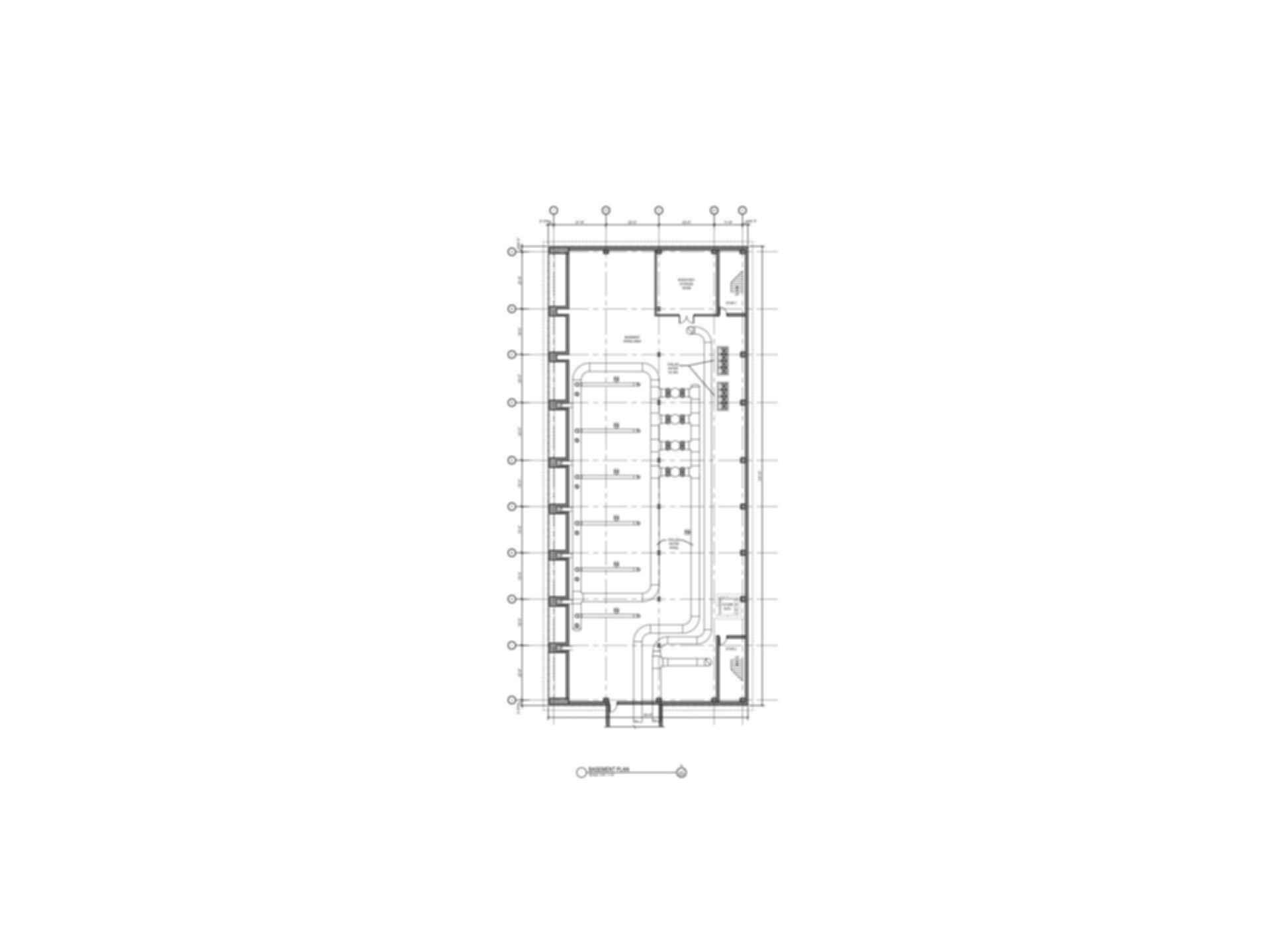 South Campus Chiller Plant - Site Plan