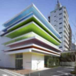 Sugamo Shinkin Bank - Exterior