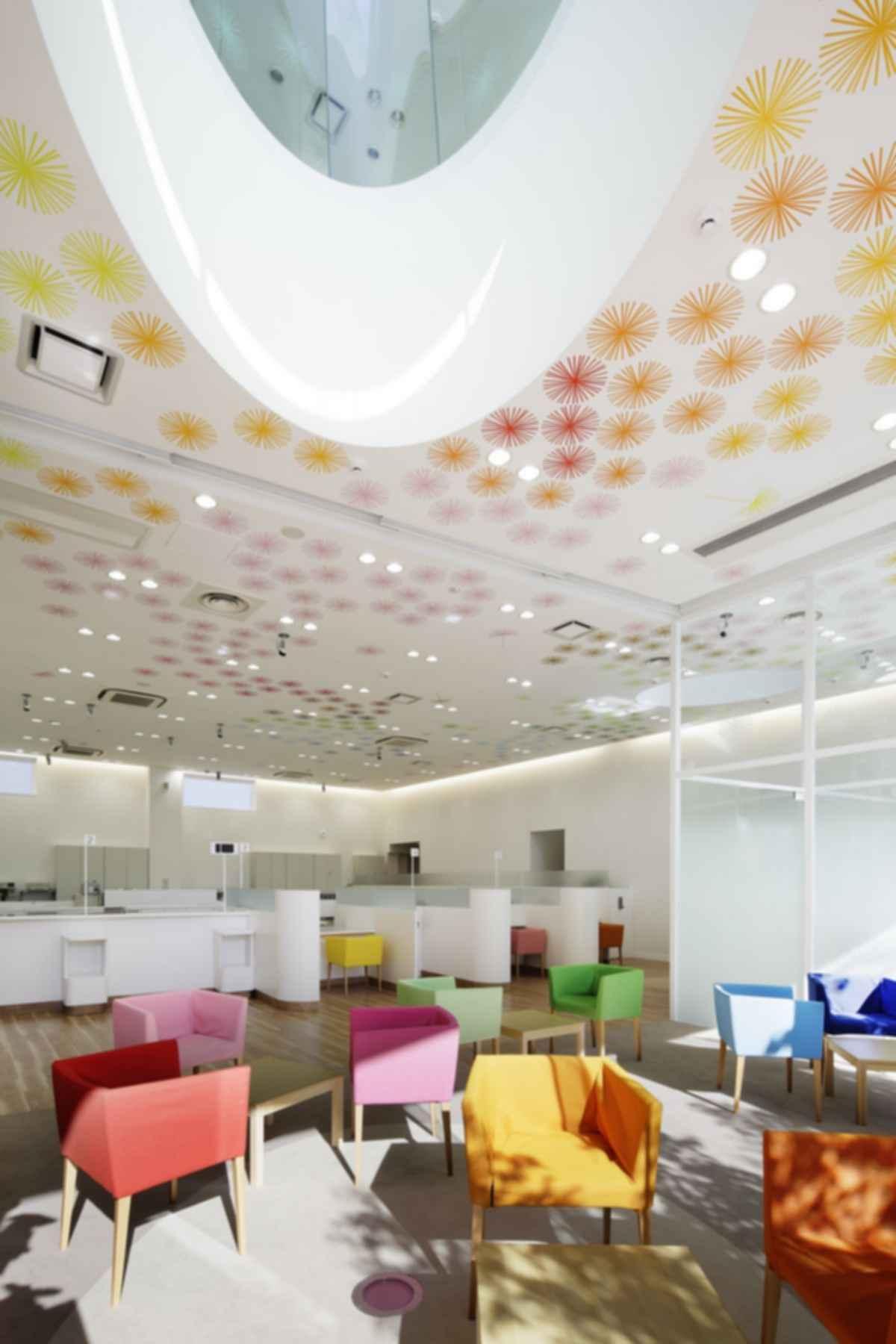 Sugamo Shinkin Bank - Interior
