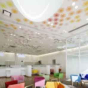 Sugamo Shinkin Bank - Interior