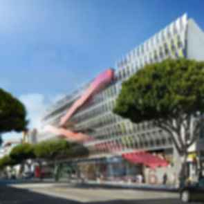 Santa Monica Parking Structure - Concept Design
