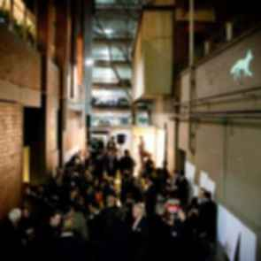 Chasing Kitsune - Exterior/Alleyway