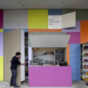The Gourmet Tea Pop-Up Store - Set Up