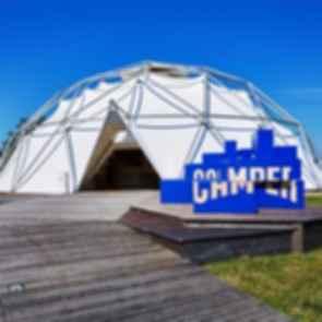 Vitra & Camper Pop-Up Store - Exterior