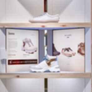 Vitra & Camper Pop-Up Store - Interior Storage