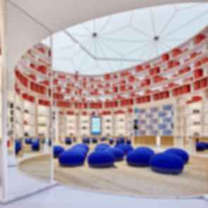 Vitra & Camper Pop-Up Store - Interior Storage