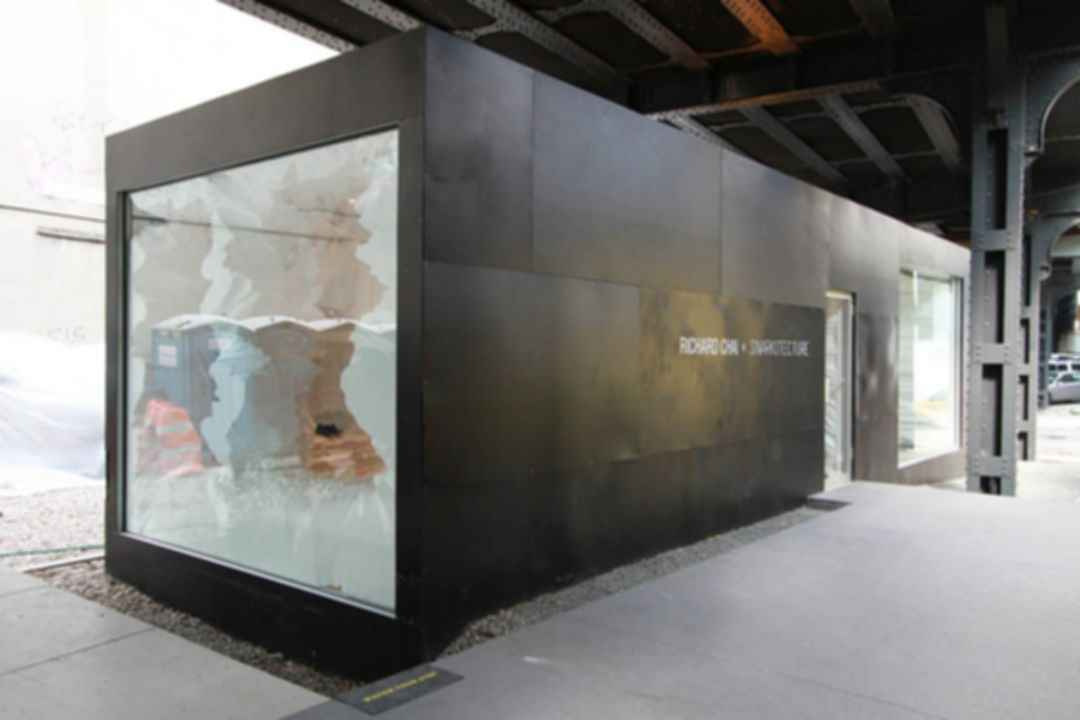 Richard Chai Pop-Up Store - Exterior