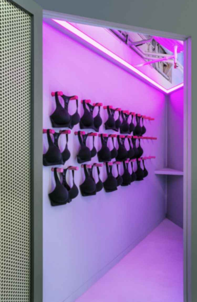 Nike's Women's Fall Holiday Presentation - Interior