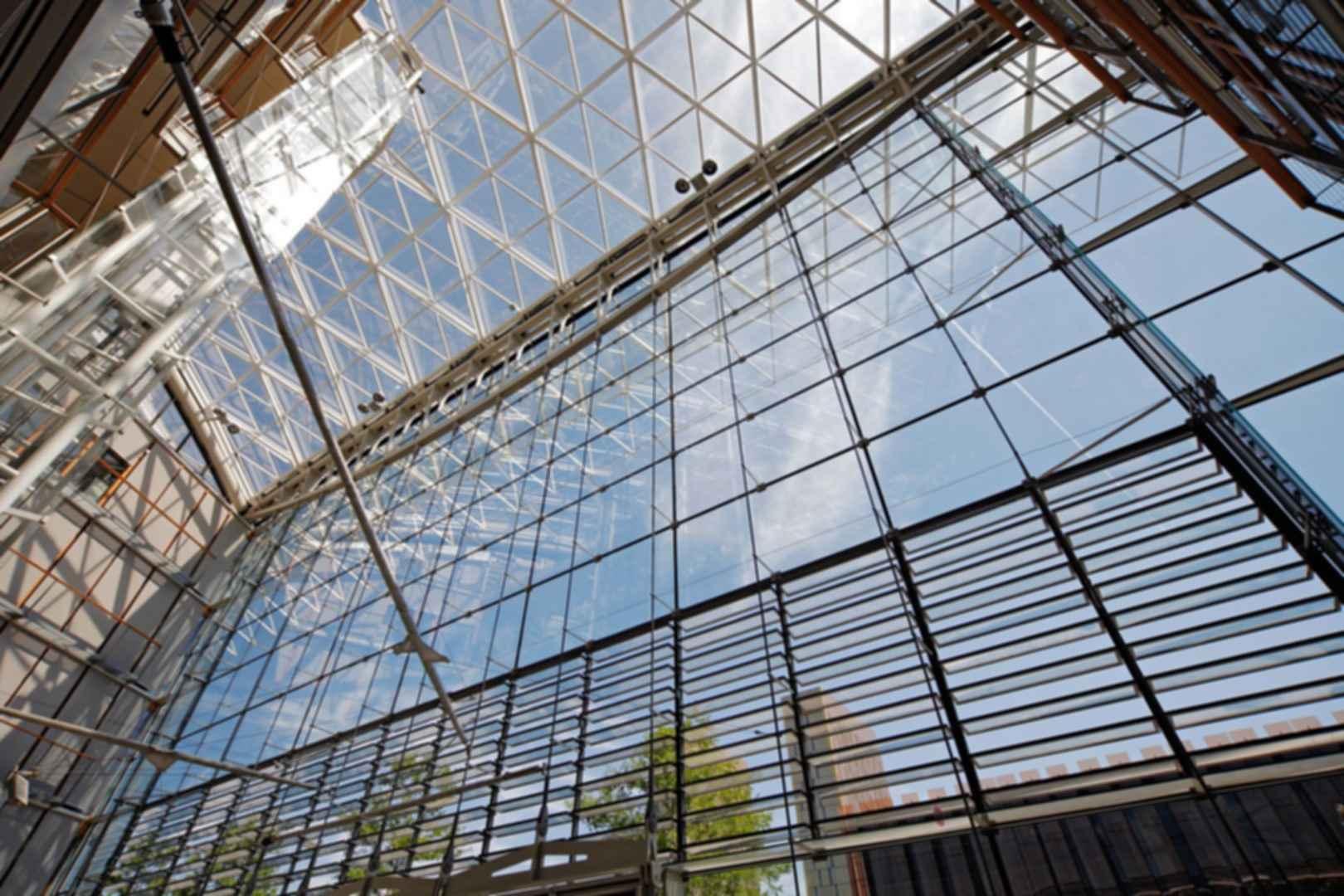 European Investment Bank - Interior/Roof/Windows