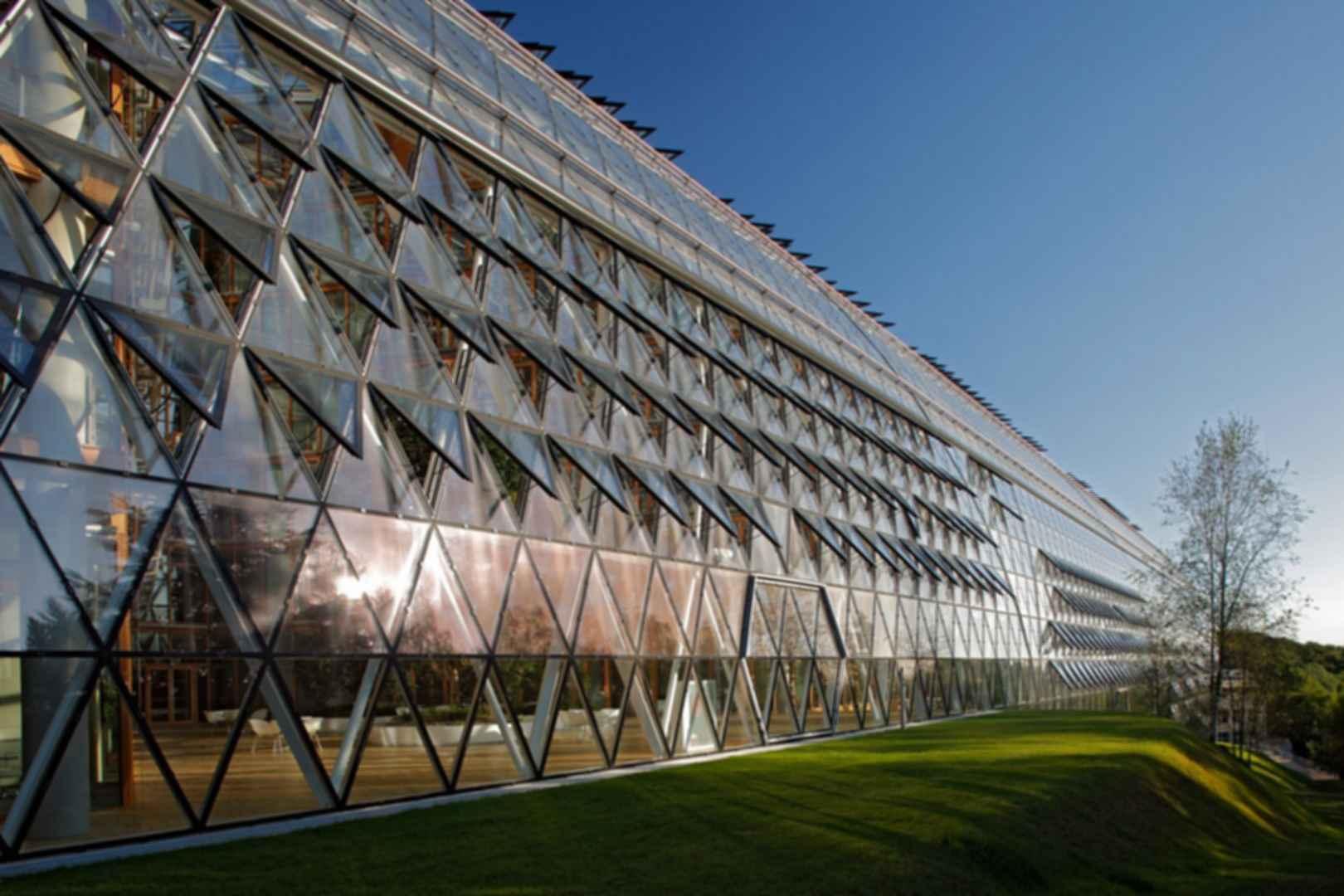 European Investment Bank - Exterior