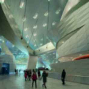 Dalian International Convention Center - Interior