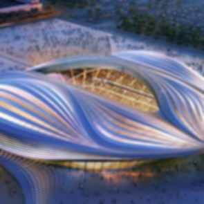 Al Wakrah Stadium - Exterior Concept
