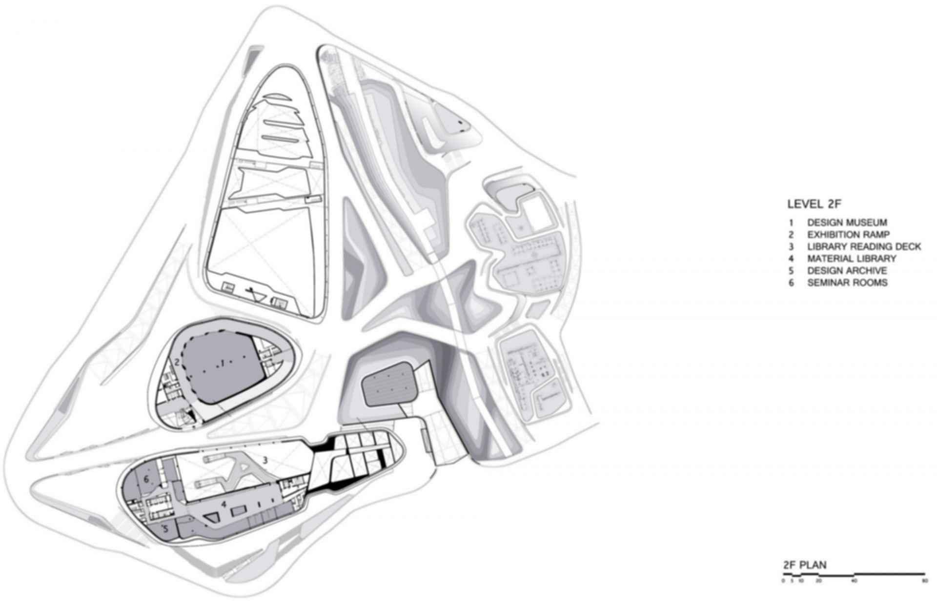 Dongdaemun Design Plaza - Site Plan