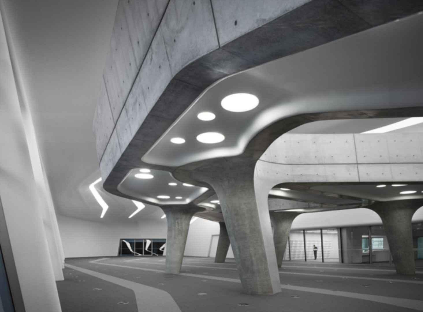 Dongdaemun Design Plaza - Concept Design