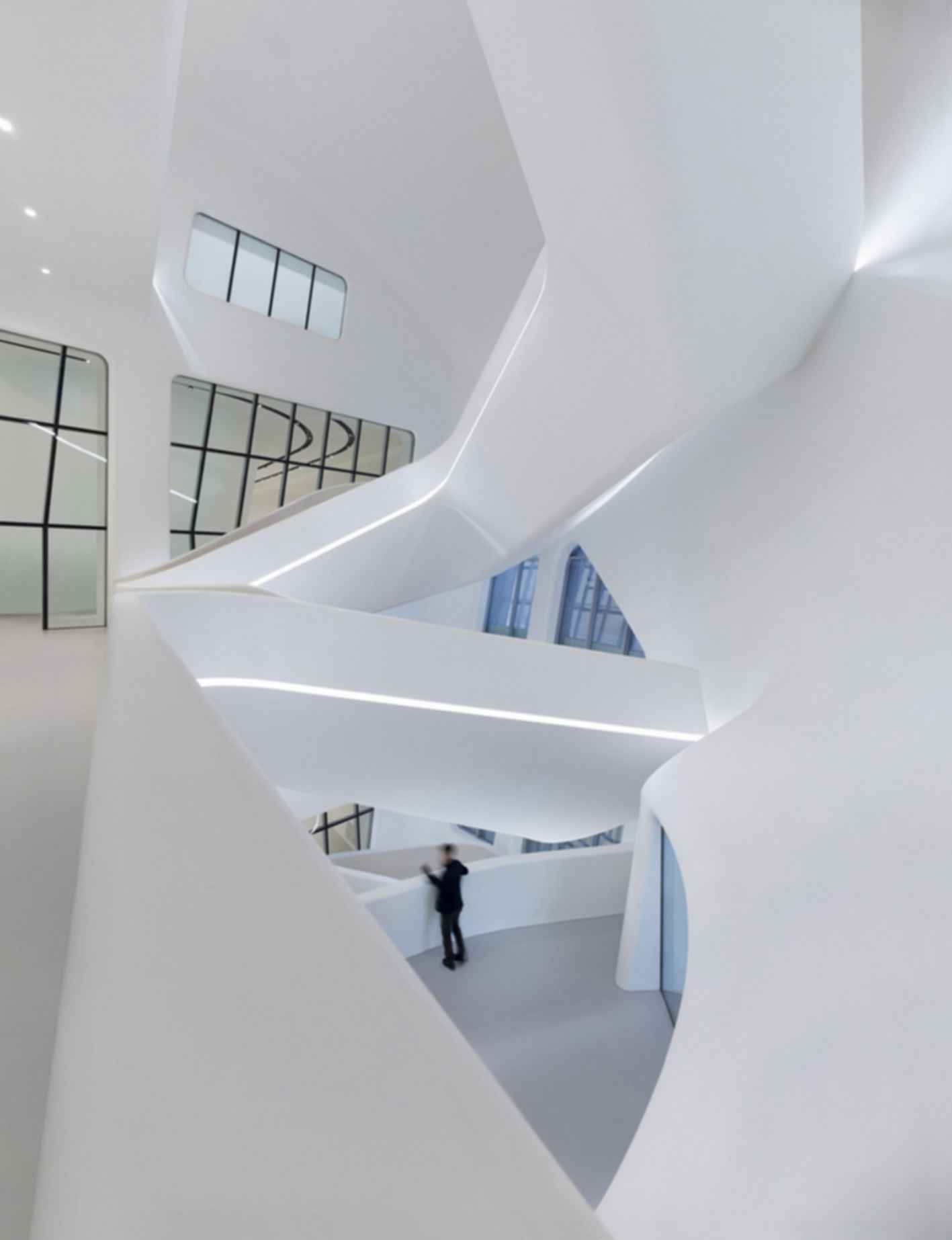 Dongdaemun Design Plaza - Concept Design/Interior