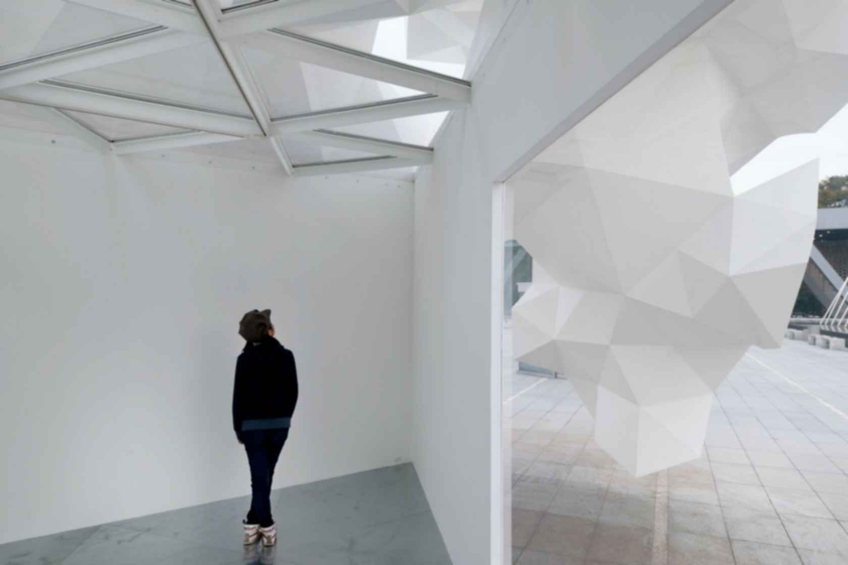 Bloombery Pavilion Project - Interior