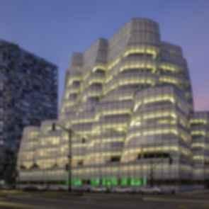 IAC Building - Concept Design/Exterior