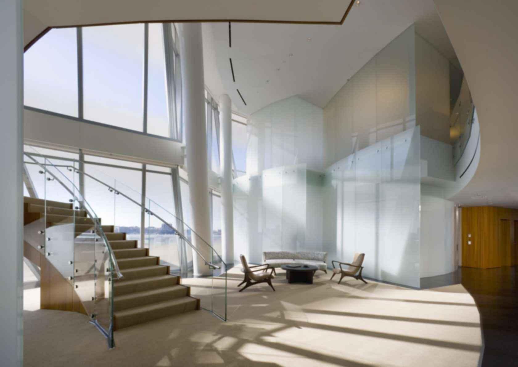 IAC Building - Interior