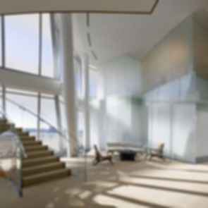 IAC Building - Interior