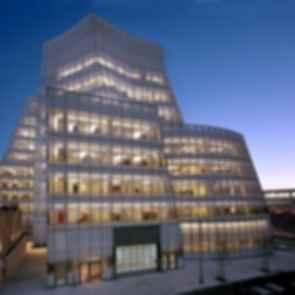IAC Building - Exterior