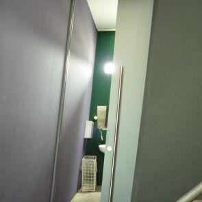 Vitra Fire Station - Interior/Bathroom