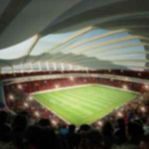 Al Wakrah Stadium - Interior Concept