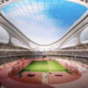 National Olympic Stadium - Interior Concept