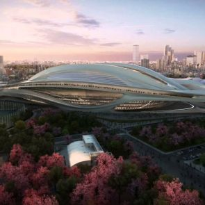National Olympic Stadium - Exterior Concept