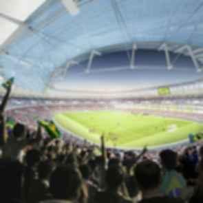 Maracana Stadium - Interior Concept