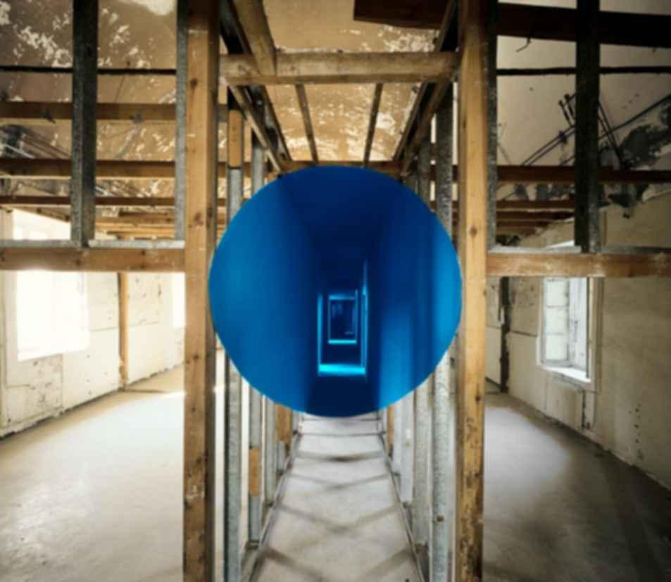 Circle Illusion - Corridor