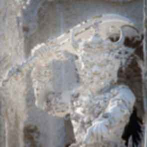 Wat Rong Khun - Sculpture