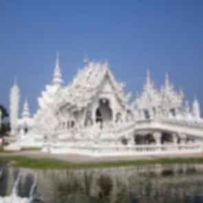 Wat Rong Khun - Exterior Building