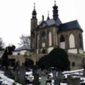 Sedlec Ossuary - Exterior