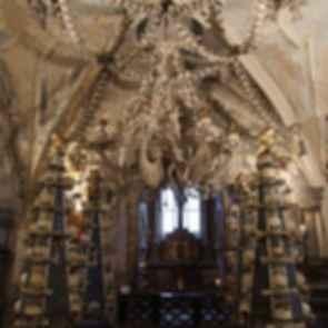 Sedlec Ossuary - Interior