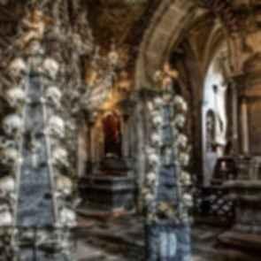 Sedlec Ossuary - Interior/Bones