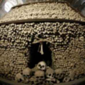 Sedlec Ossuary - Bone Sculpture