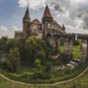 Corvin Castle - Exterior/Bridge