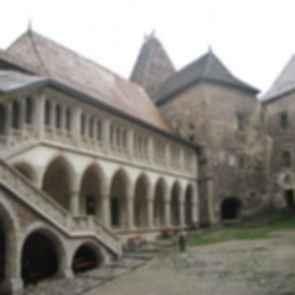 Corvin Castle - Exterior