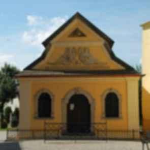 Czermna Chapel - Exterior