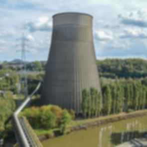 I.M. Cooling Tower - Exterior