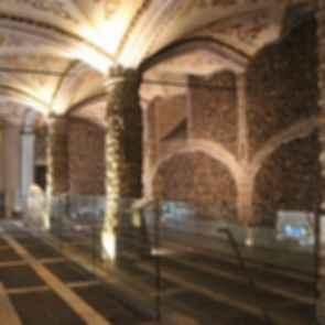 Capela dos Ossos - Interior