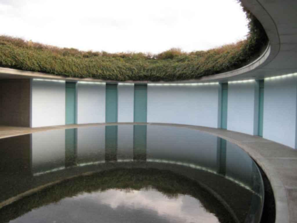 Water Temple - Exterior Walls