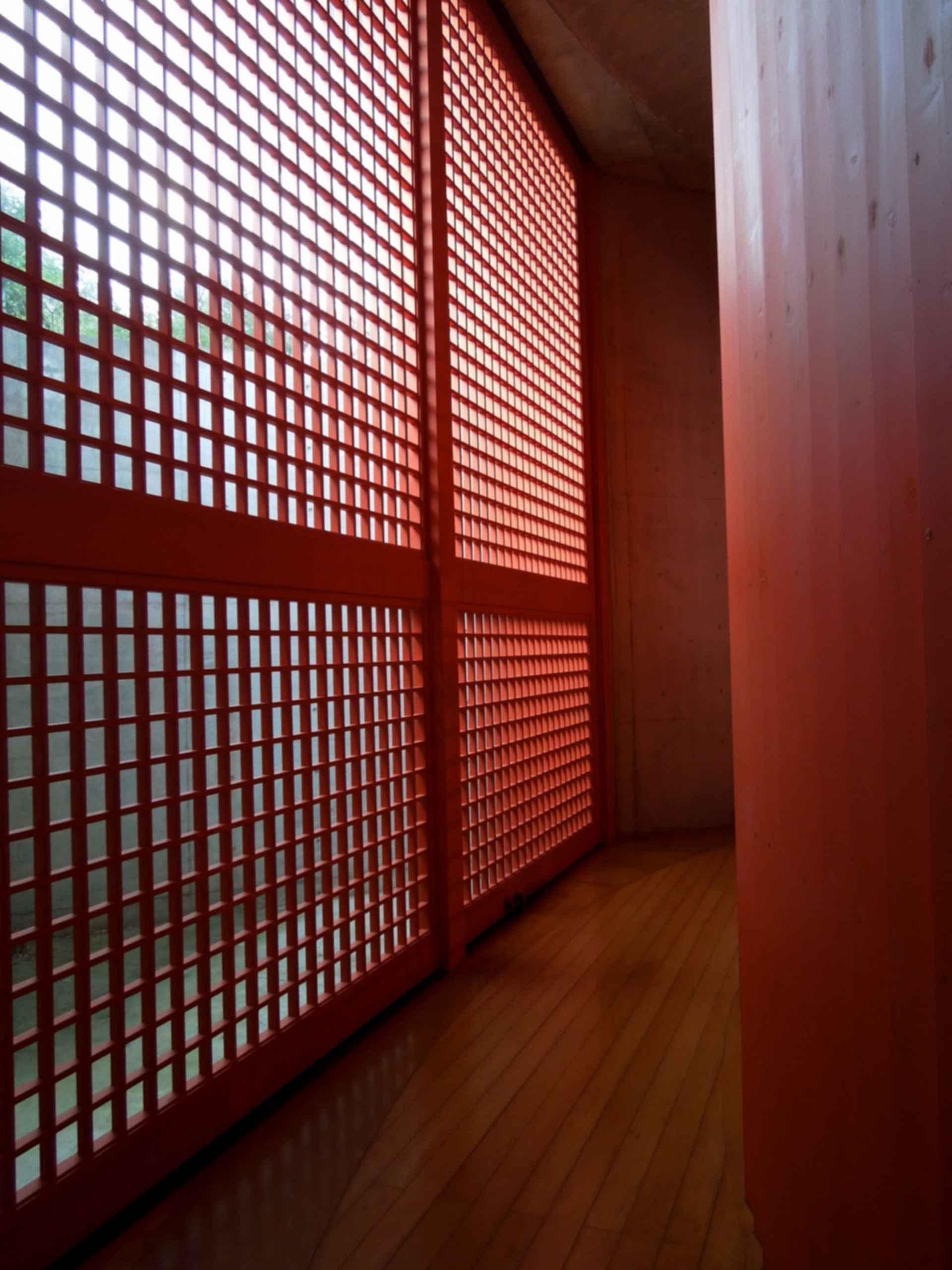 Water Temple - Interior Walls