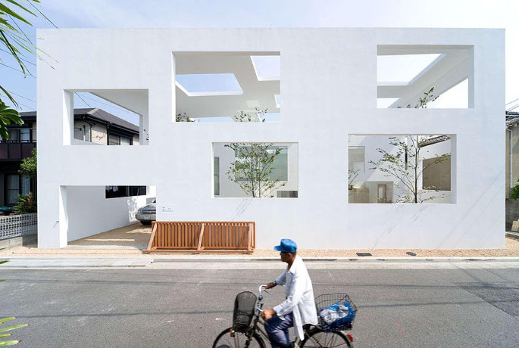 House N - Exterior - modlar.com